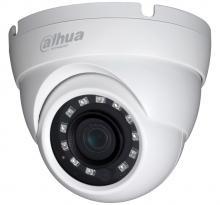Купольная пластиковая мультиформатная видеокамера DH-HAC-HDW1000RP-0280B-S3
