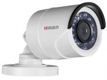 Уличная цилиндрическая мини IP видеокамера HiWatch DS-I120