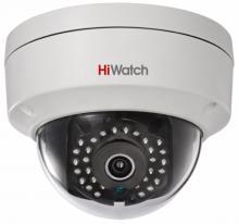 Уличная купольная IP видеокамера HiWatch DS-I120