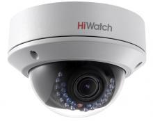 Уличная цилиндрическая IP видеокамера HiWatch DS-I128