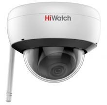 Wi-Fi внутренняя IP видеокамера HiWatch DS-I252W