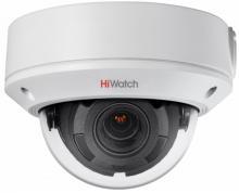 Уличная купольная IP видеокамера HiWatch DS-I258