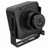 Внутренняя миниатюрная HD-TVI видеокамера HiWatch DS-T108