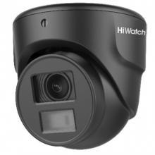 Уличная купольная мультиформатная видеокамера HiWatch DS-T203N
