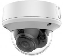 Уличная купольная HD-TVI видеокамера HiWatch DS-T208S