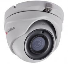 Уличная купольная HD-TVI видеокамера HiWatch DS-T503P