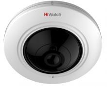 Внутренняя панорамная HD-TVI видеокамера HiWatch DS-T501